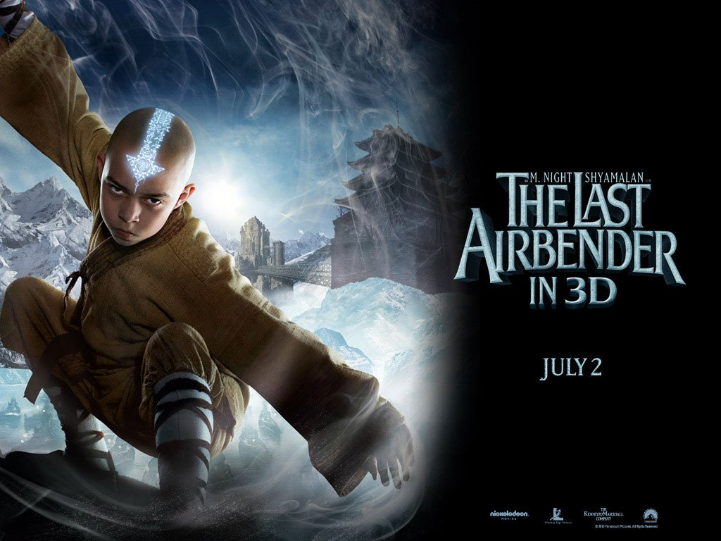 Movies Wallpaper: The Last Airbender