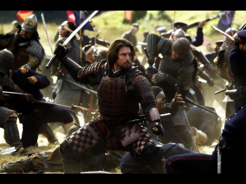 Movies Wallpaper: The Last Samurai