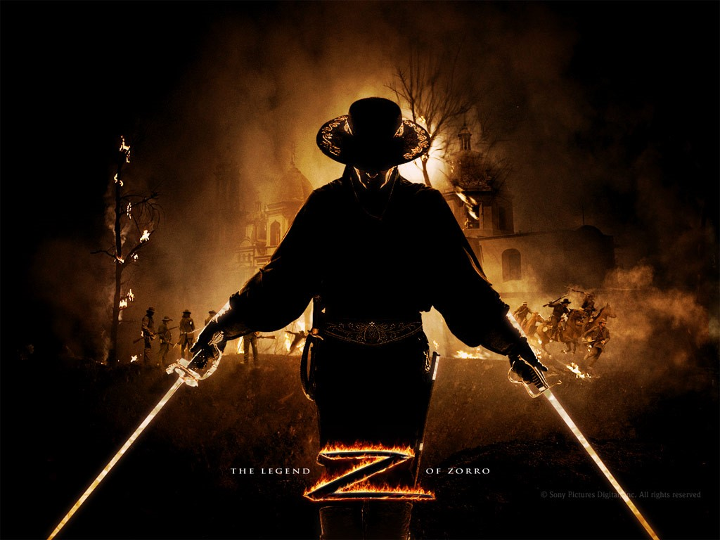 Movies Wallpaper: The Legend of Zorro
