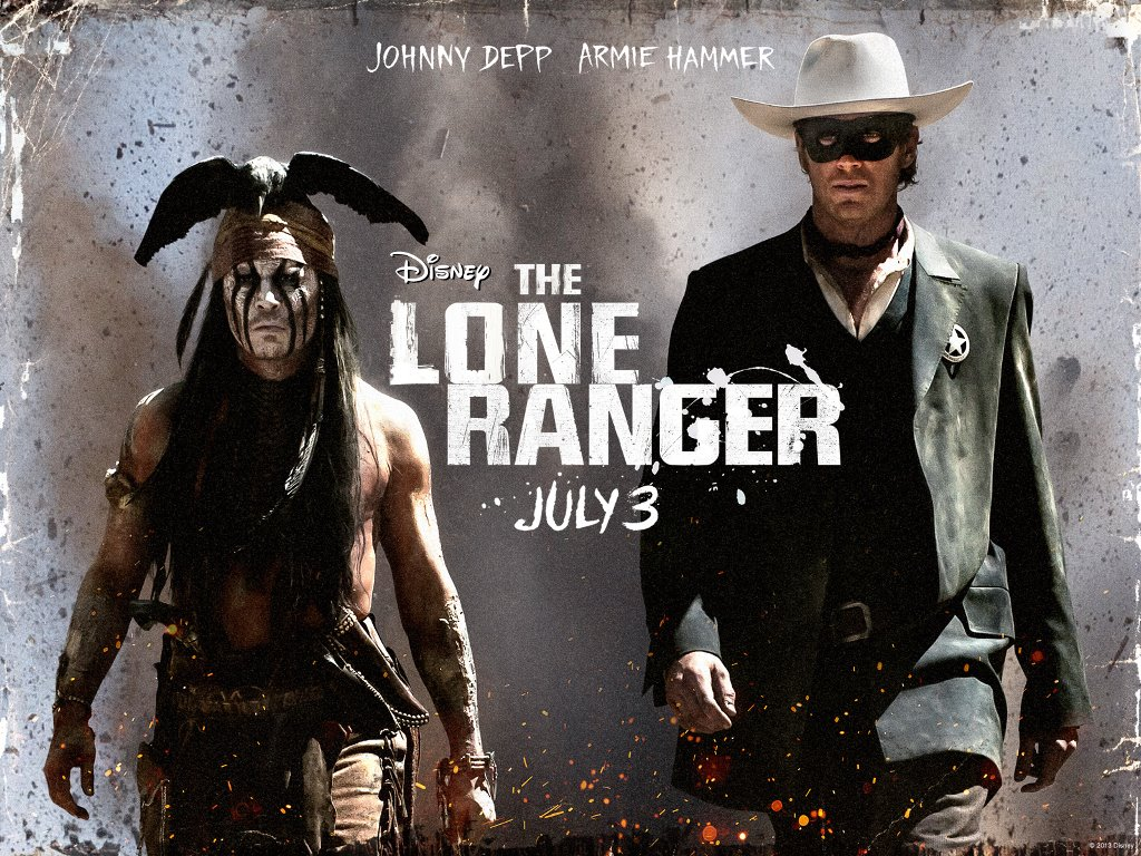 Movies Wallpaper: The Lone Ranger