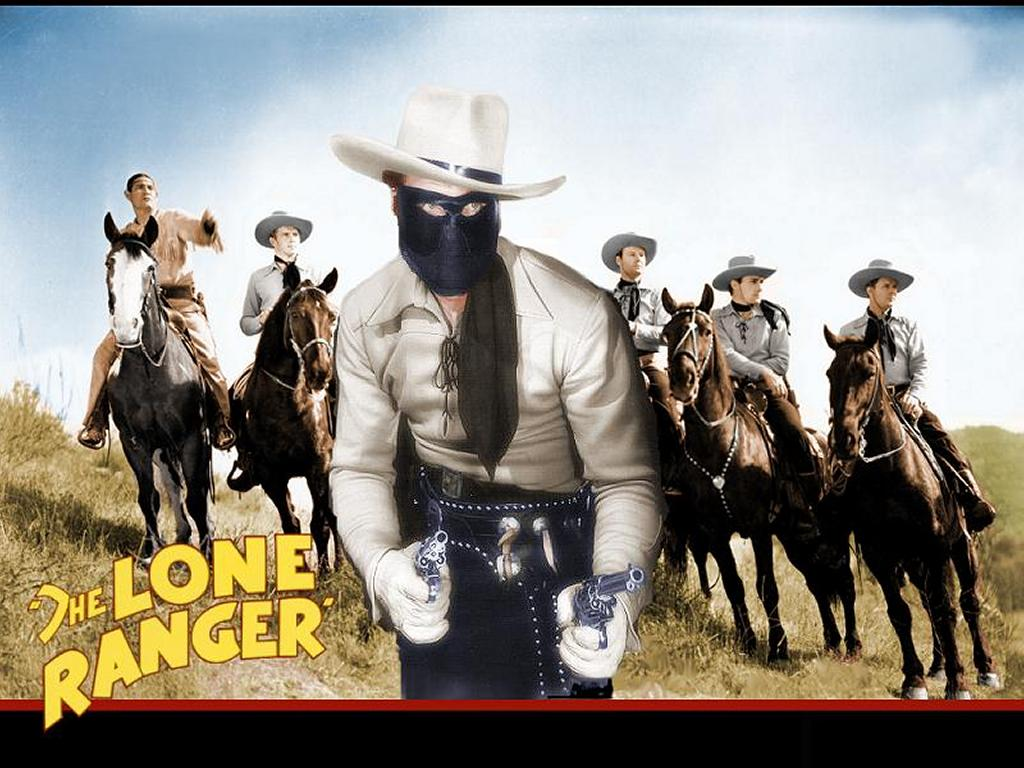 Movies Wallpaper: The Lone Ranger (Classic)