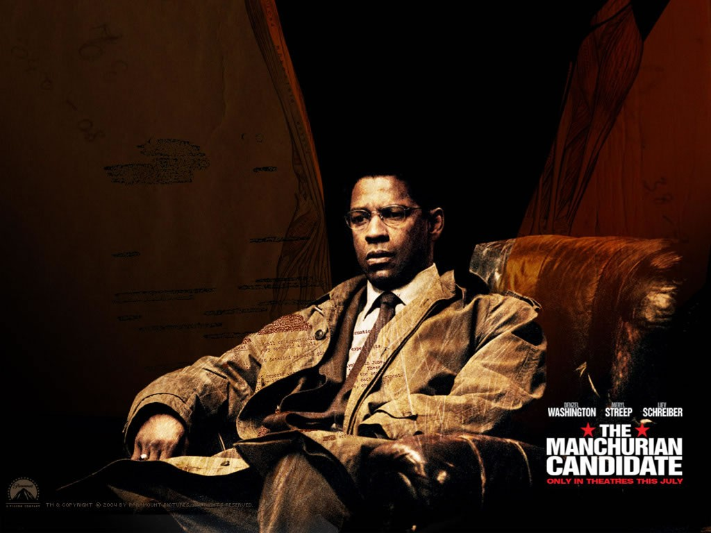 Movies Wallpaper: The Manchurian Candidate (2004)