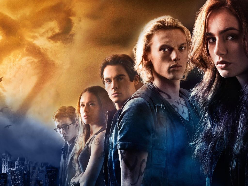 Movies Wallpaper: The Mortal Instruments - City of Bones