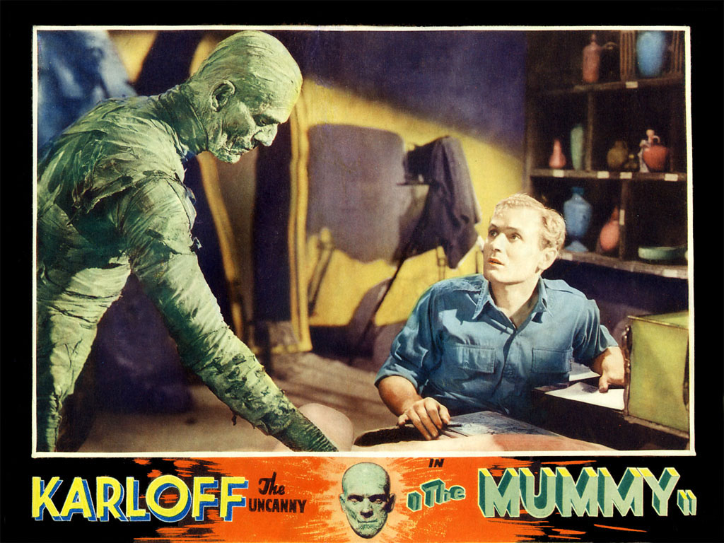 Movies Wallpaper: The Mummy (1932)