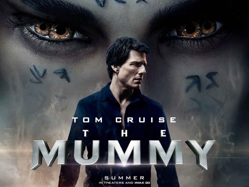 Movies Wallpaper: The Mummy (2017)