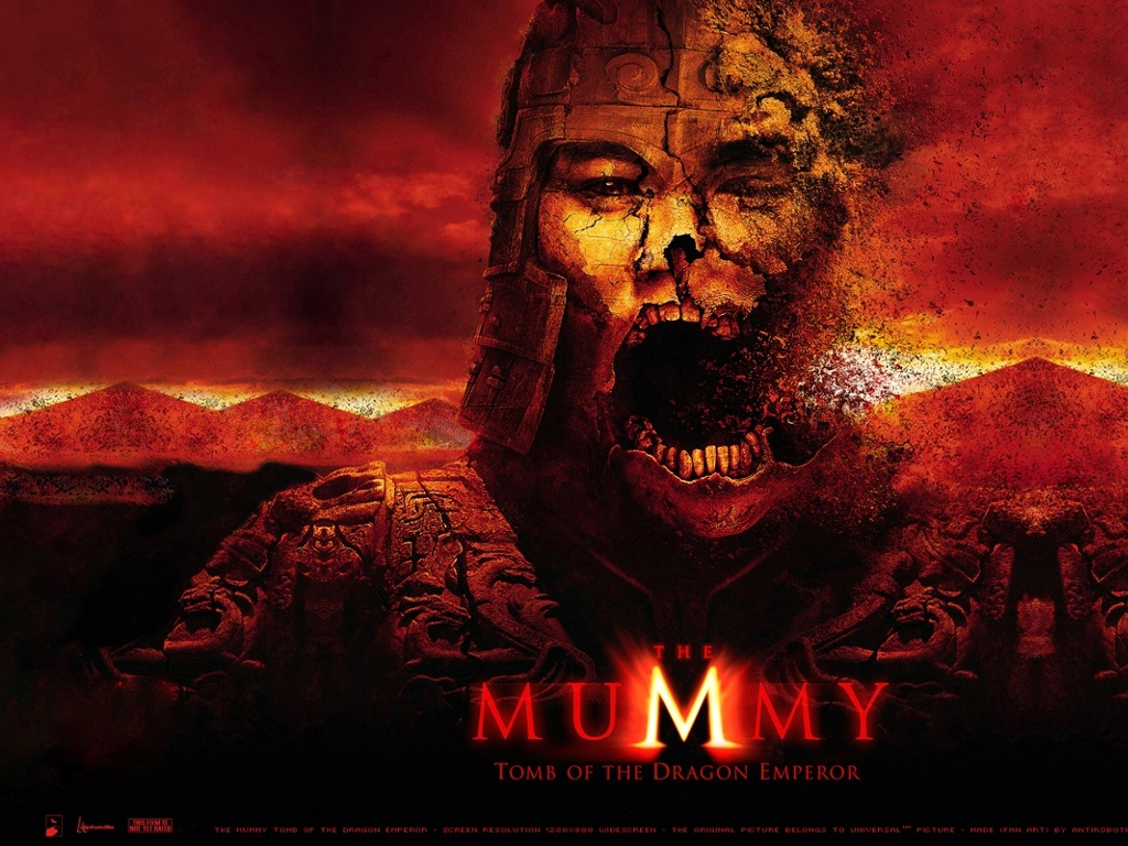 Movies Wallpaper: The Mummy - Tomb of the Dragon Emperor