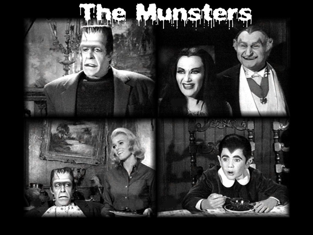 Movies Wallpaper: The Munsters