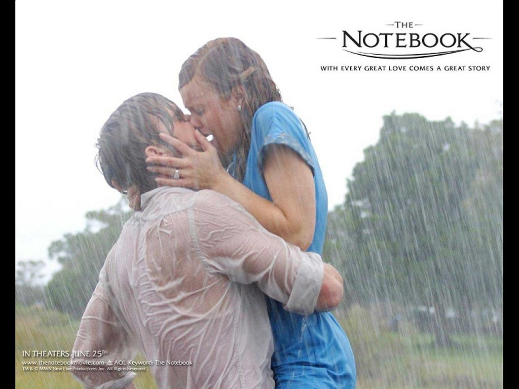 Movies Wallpaper: The Notebook