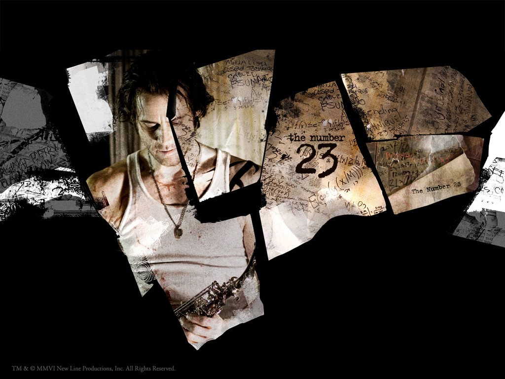 Movies Wallpaper: The Number 23
