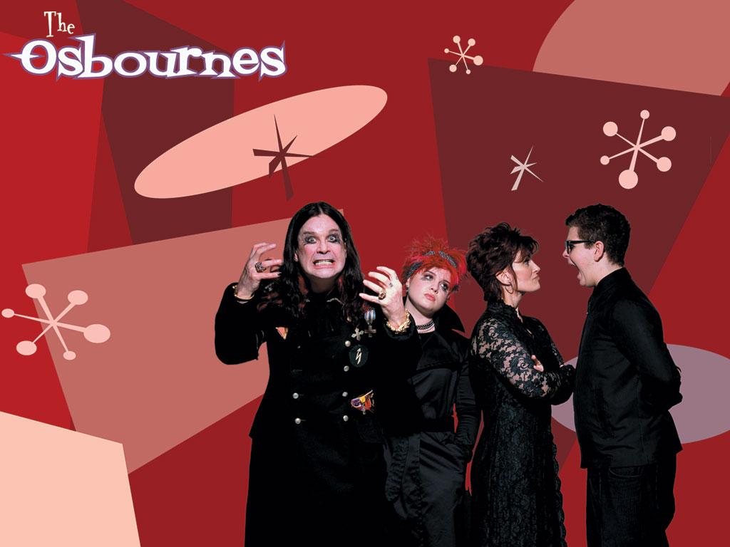 Movies Wallpaper: The Osbournes