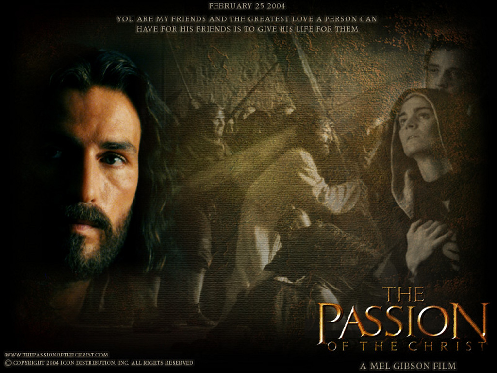 Movies Wallpaper: The Passion