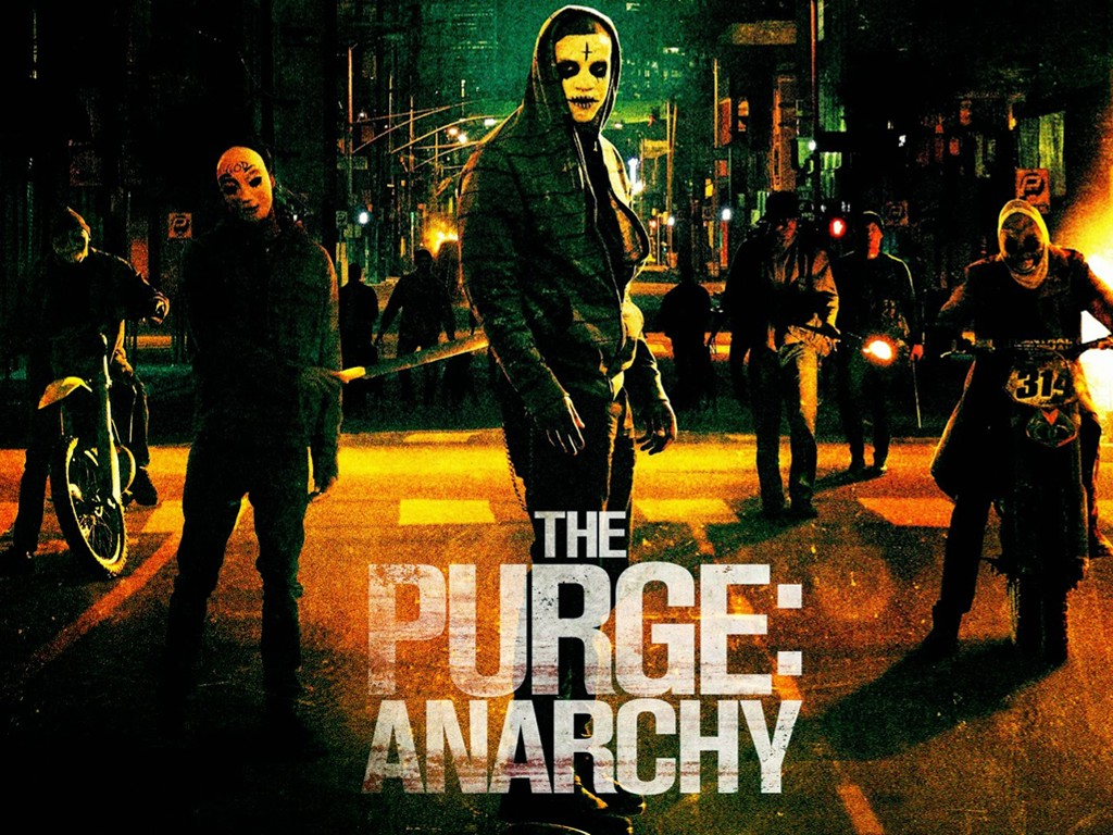 Movies Wallpaper: The Purge - Anarchy