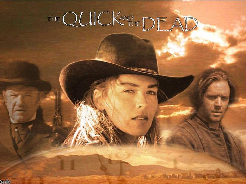 Movies Wallpaper: The Quick and the Dead