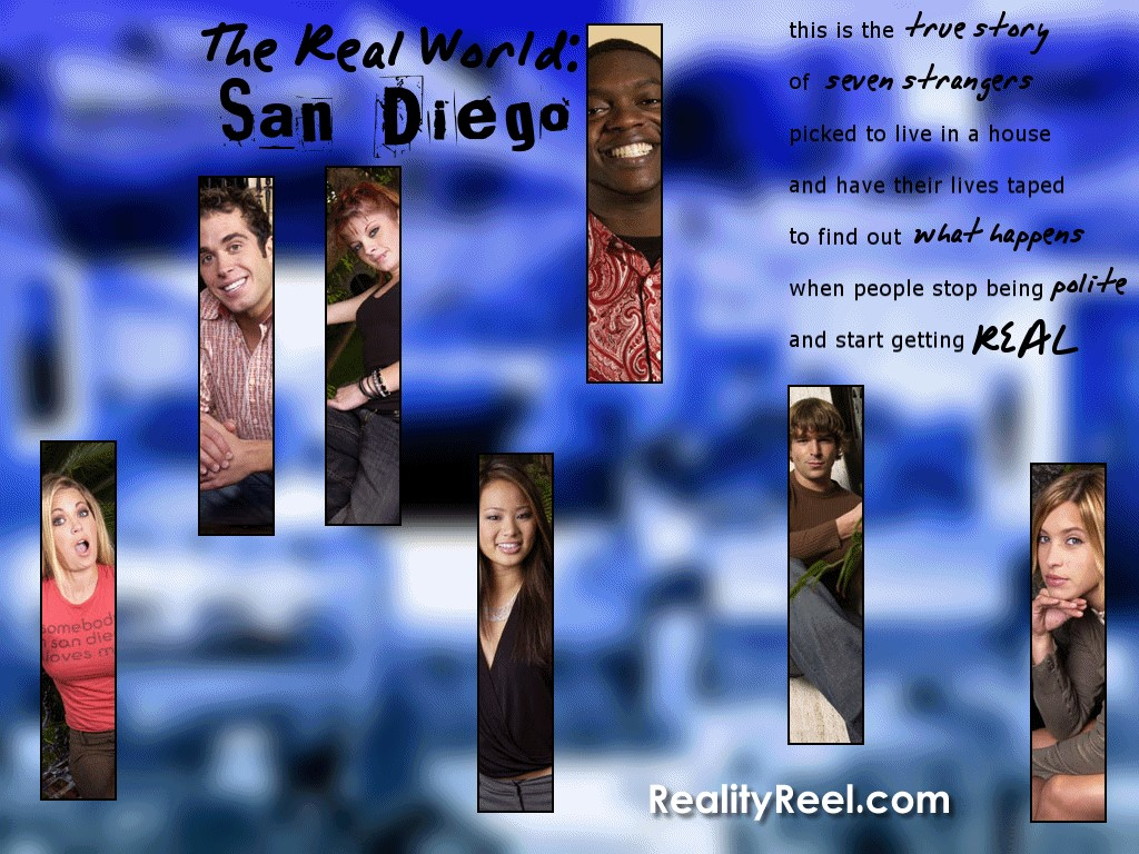 Movies Wallpaper: The Real World