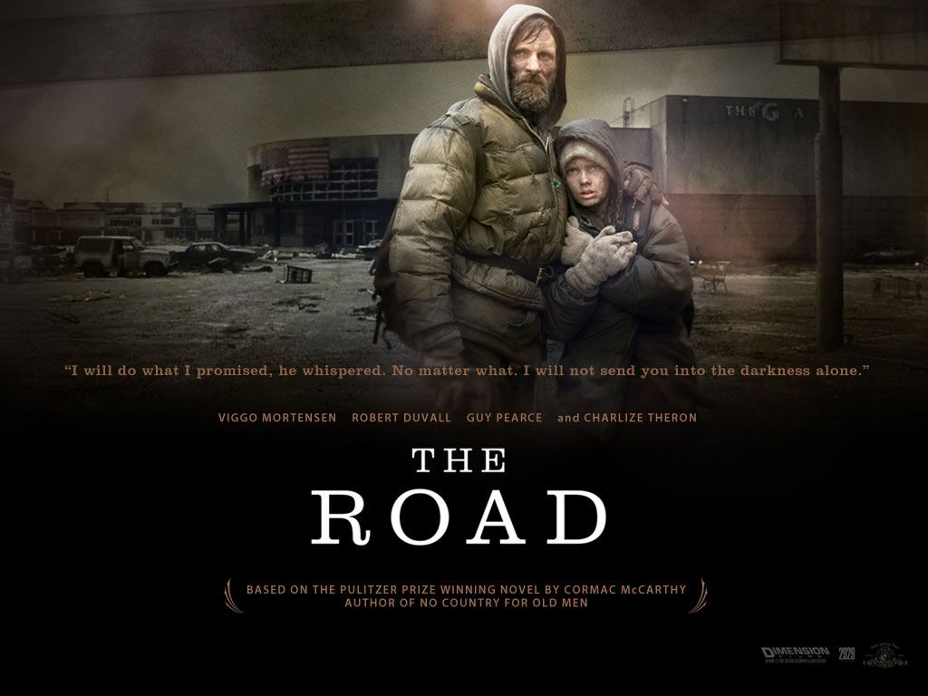 Movies Wallpaper: The Road