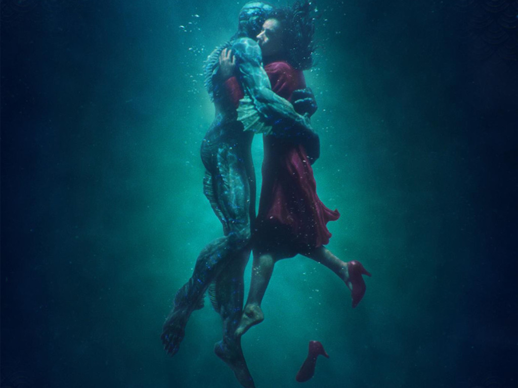 Movies Wallpaper: The Shape of Water