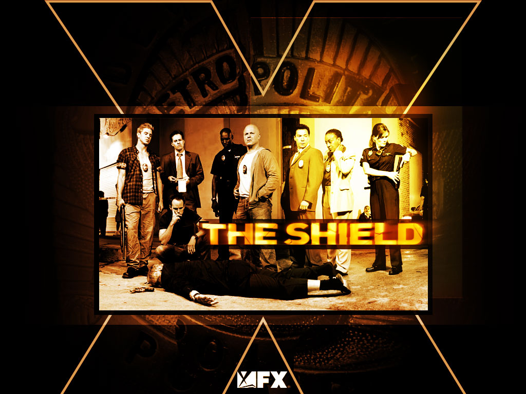 Movies Wallpaper: The Shield