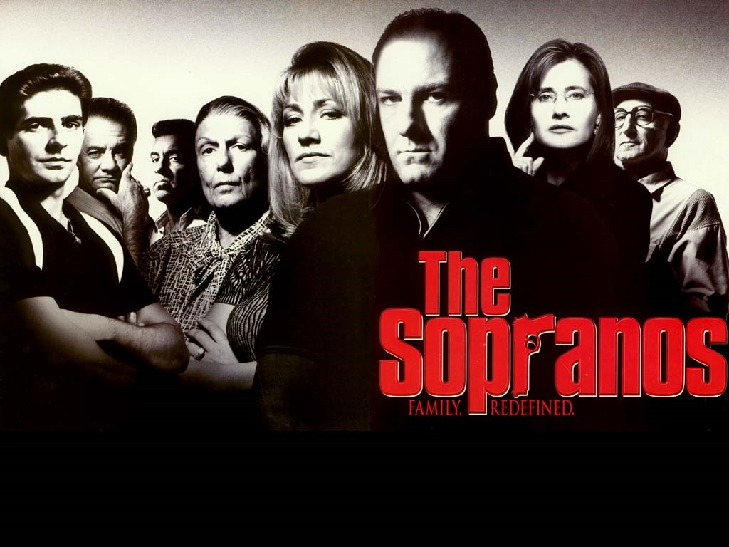 Movies Wallpaper: The Sopranos