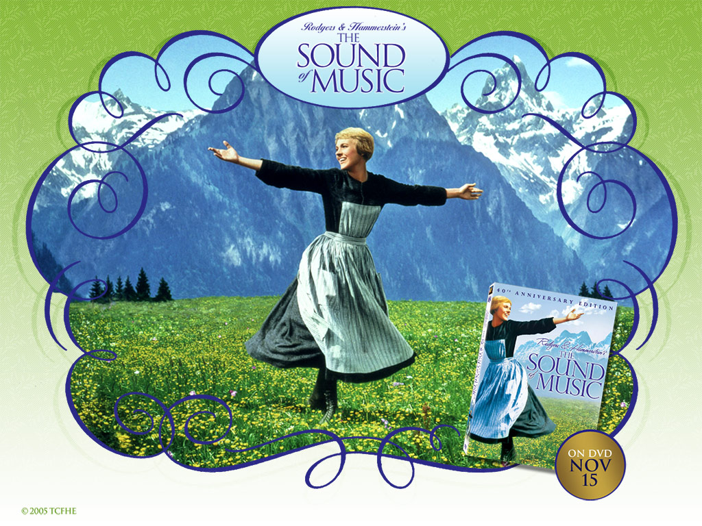 Movies Wallpaper: The Sound of Music