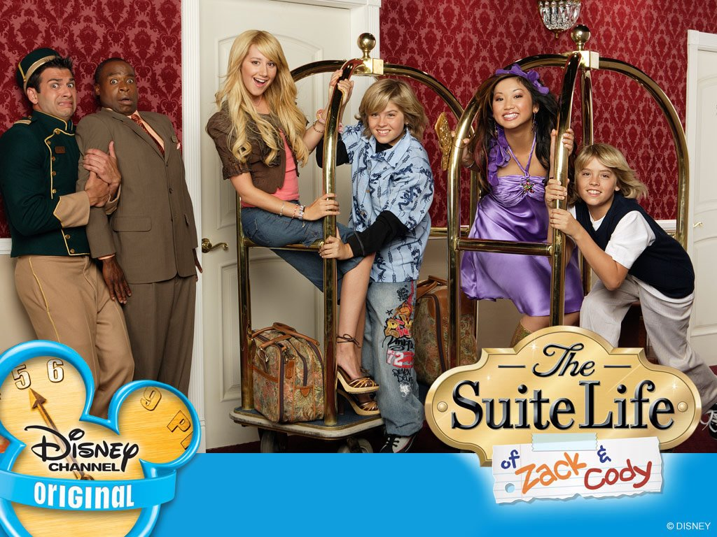 Movies Wallpaper: The Suite Life of Zack and Cody