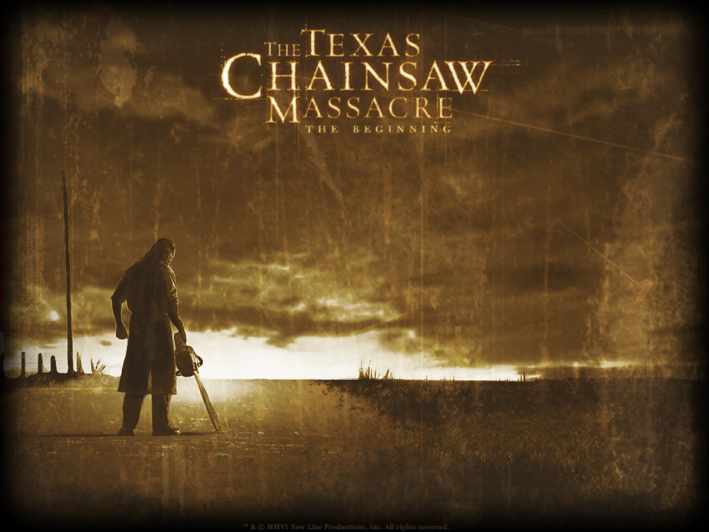 Movies Wallpaper: The Texas Chainsaw Massacre - The Beginning