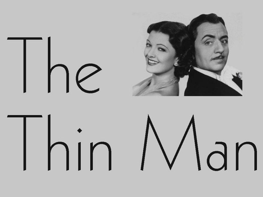 Movies Wallpaper: The Thin Man