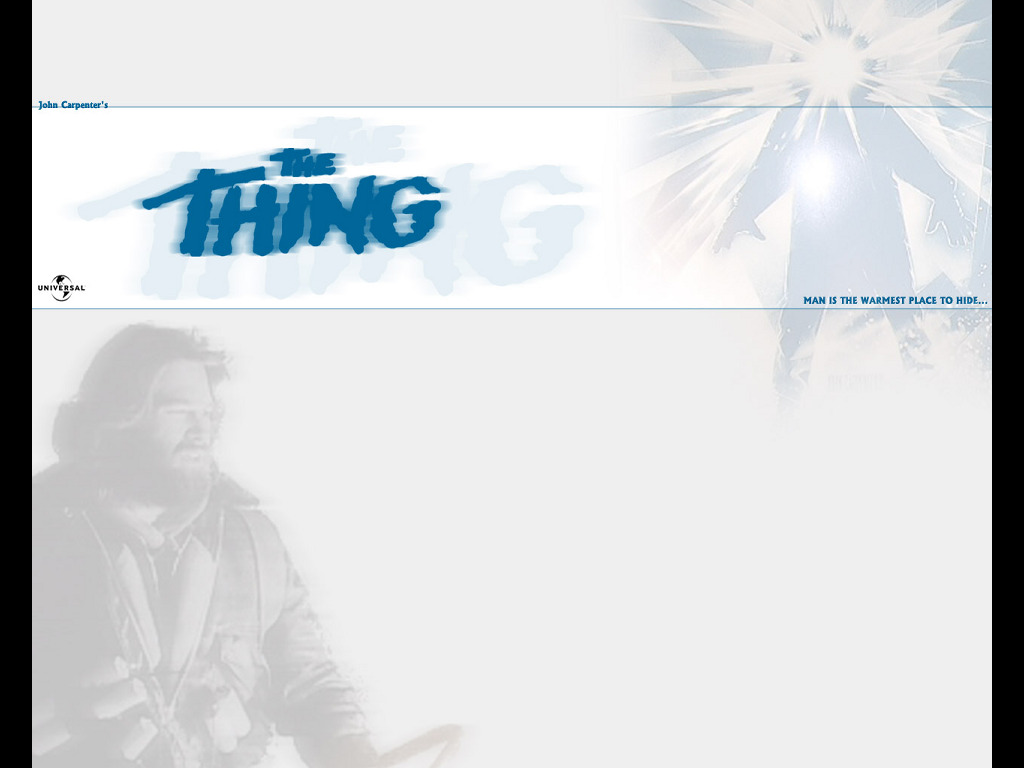 Movies Wallpaper: The Thing