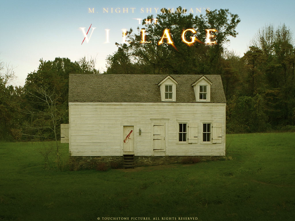 Movies Wallpaper: The Village