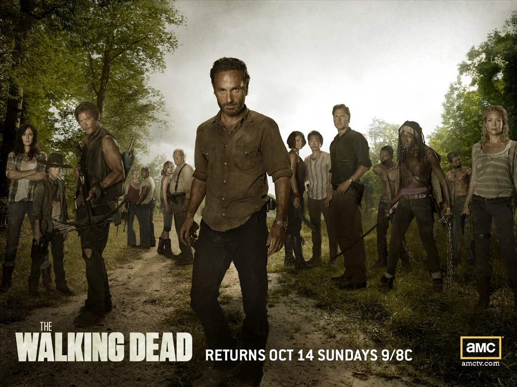 Movies Wallpaper: The Walking Dead - Season 3