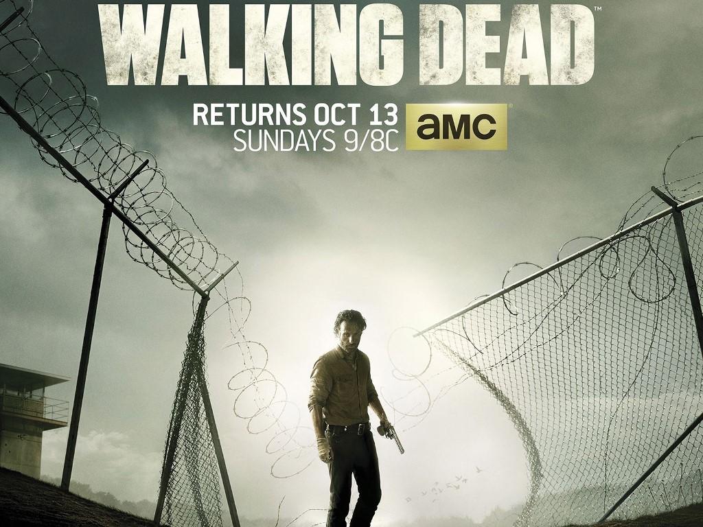 Movies Wallpaper: The Walking Dead - Season 4