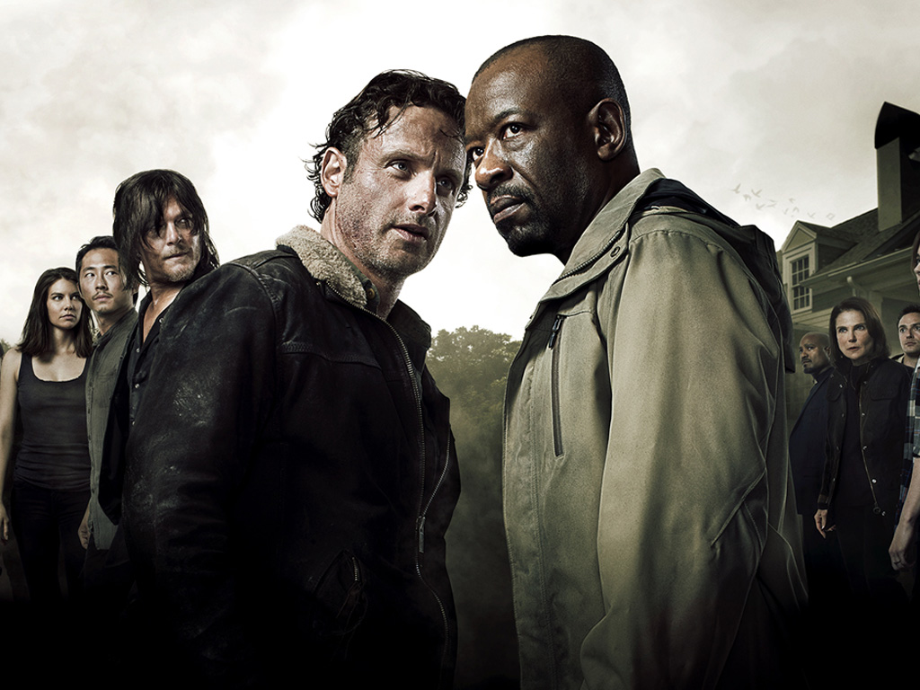 Movies Wallpaper: The Walking Dead - Season 6