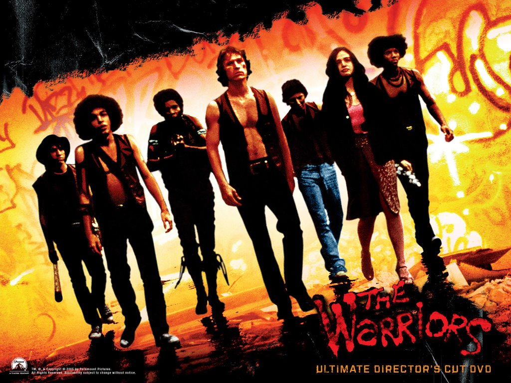 Movies Wallpaper: The Warriors
