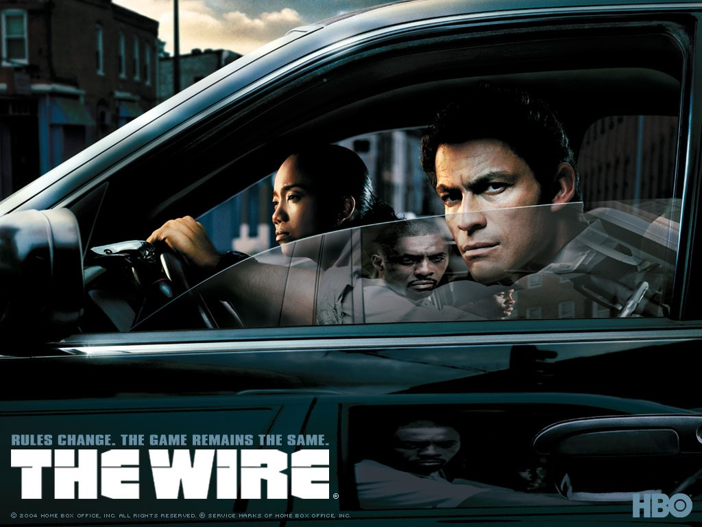 Movies Wallpaper: The Wire