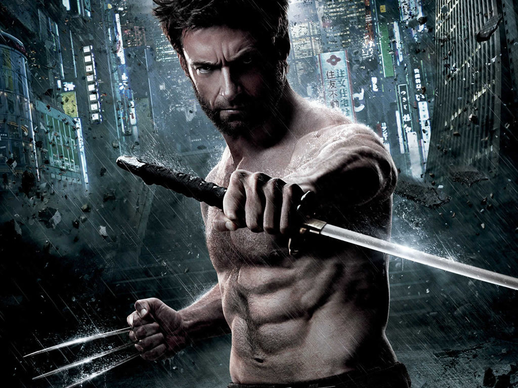 Movies Wallpaper: The Wolverine