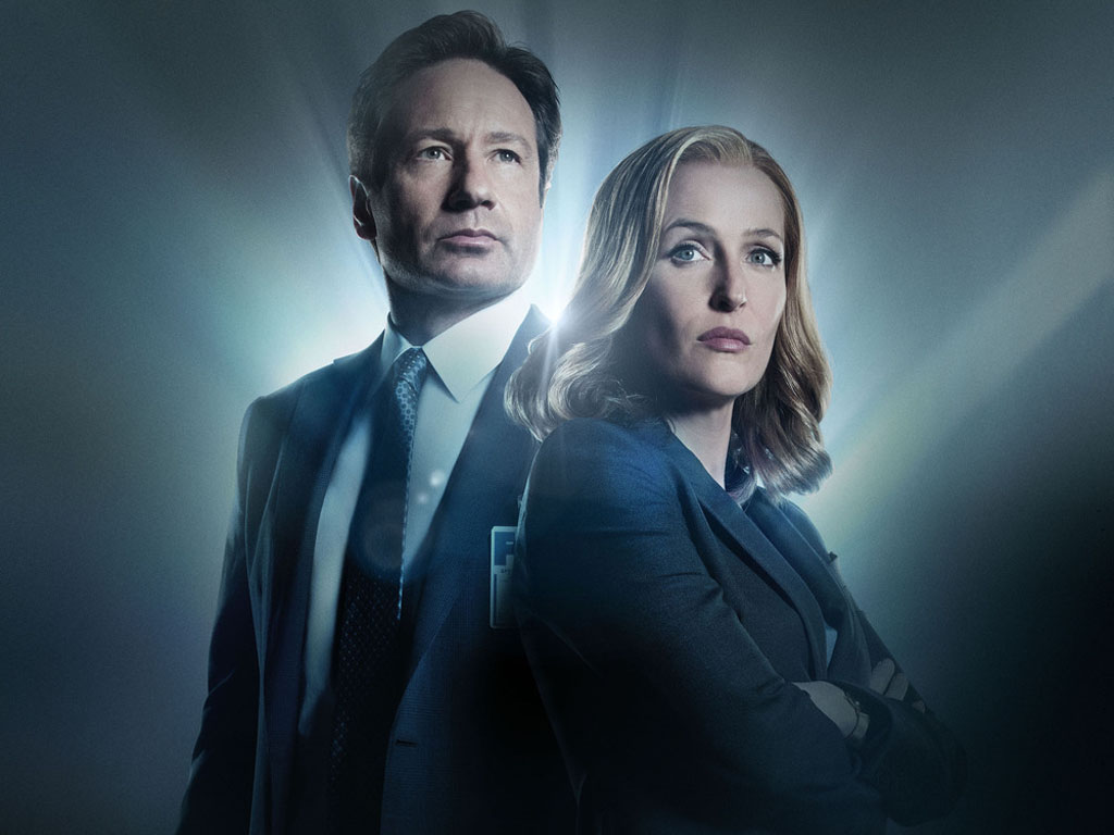 Movies Wallpaper: The X-Files (2016)