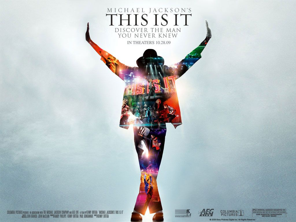 Movies Wallpaper: This Is It