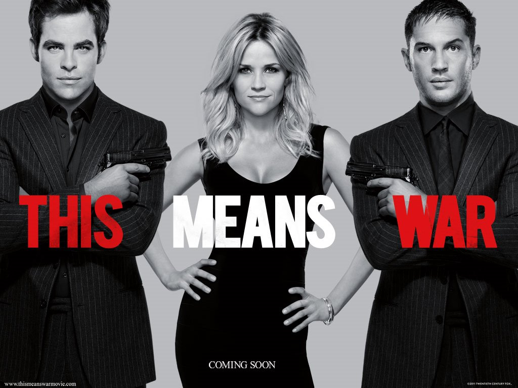 Movies Wallpaper: This Means War