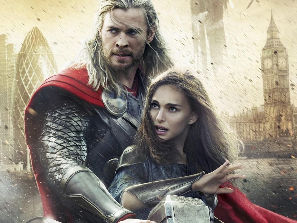 Movies Wallpaper: Thor - The Dark World