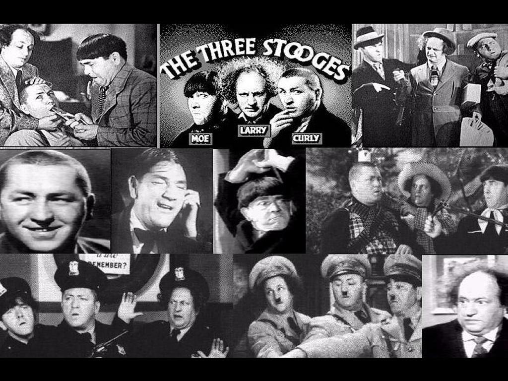 Movies Wallpaper: Three Stooges