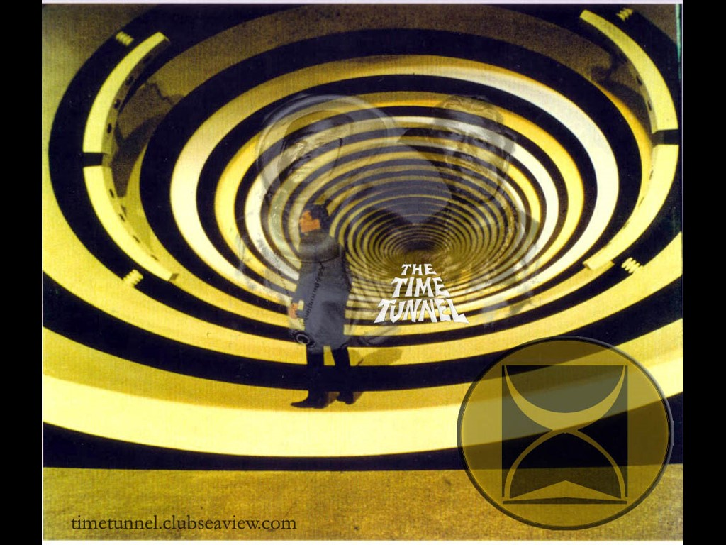 Movies Wallpaper: Time Tunnel