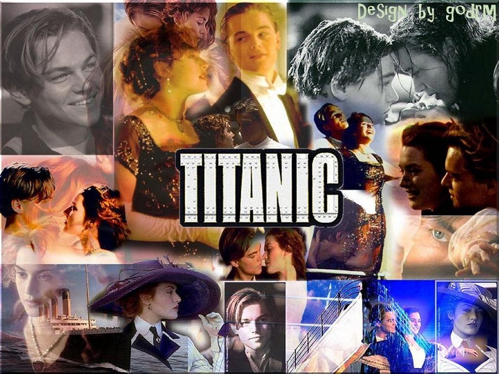 Movies Wallpaper: Titanic
