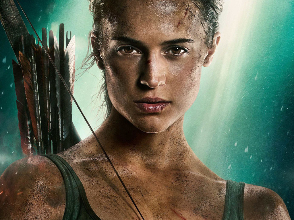 Movies Wallpaper: Tomb Raider
