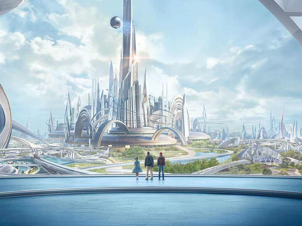 Movies Wallpaper: Tomorrowland