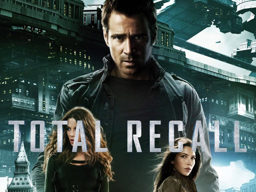 Movies Wallpaper: Total Recall (2012)