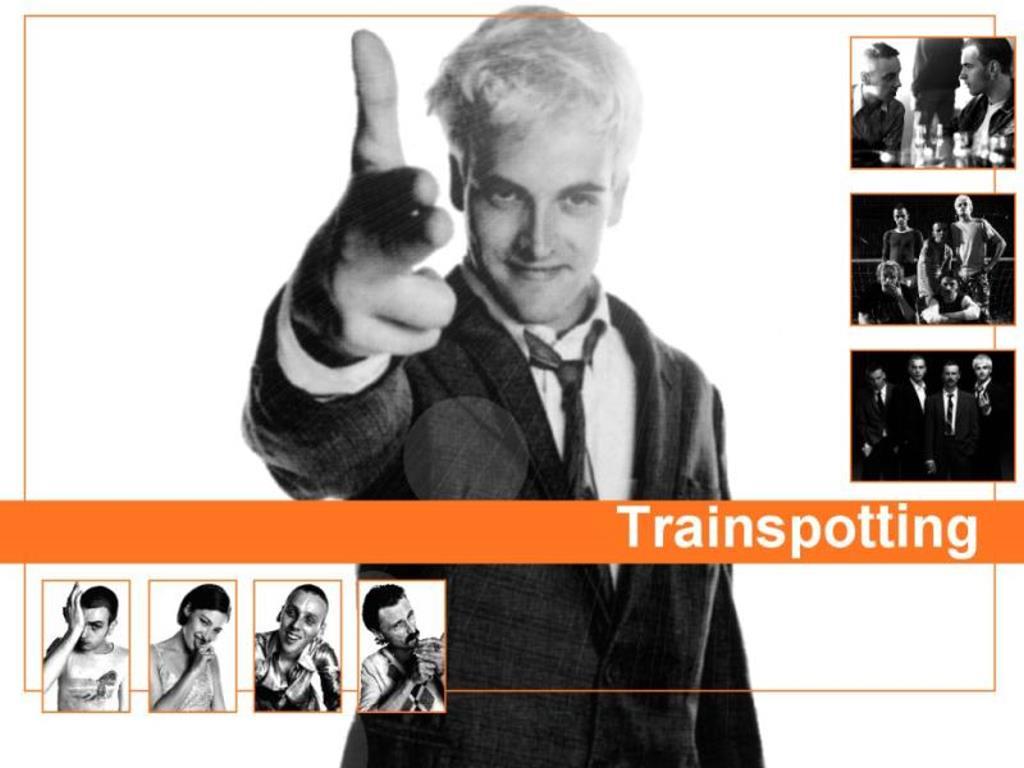 Movies Wallpaper: Trainspotting
