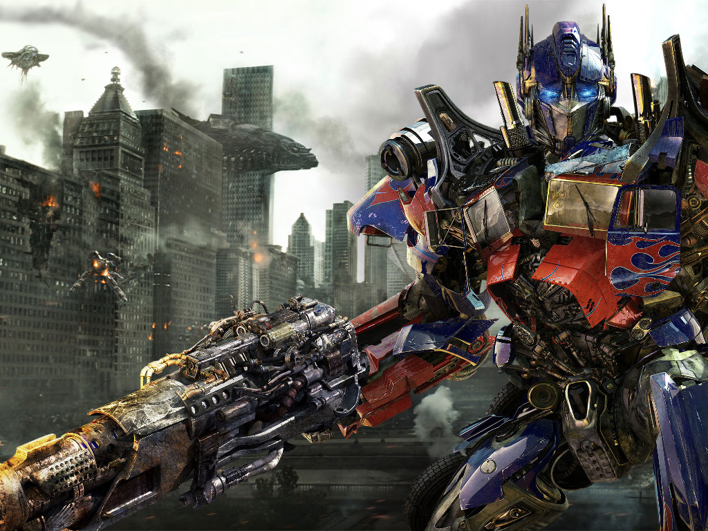 Movies Wallpaper: Transformers 3 - Optimus Prime