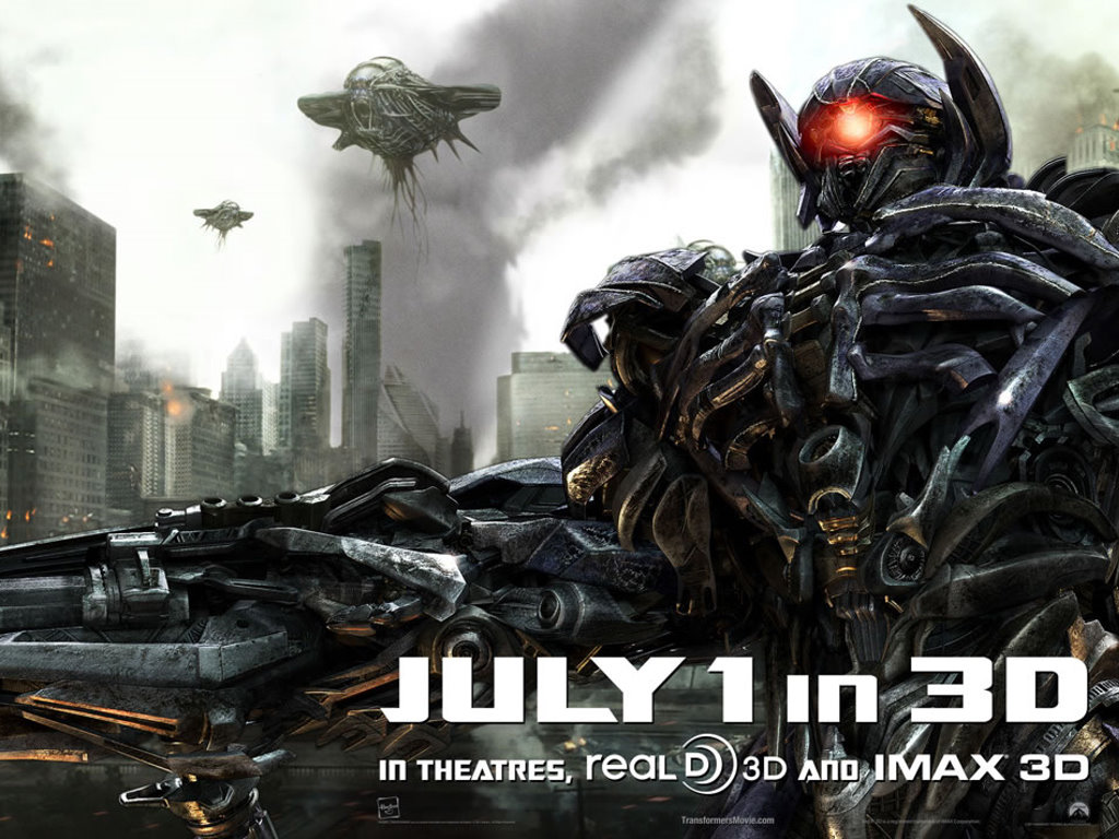 Movies Wallpaper: Transformers 3 - Shockwave
