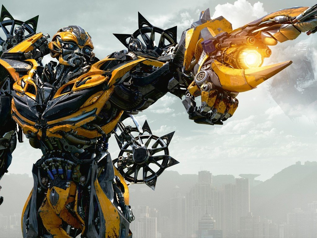 Movies Wallpaper: Transformers - Age of Extinction (Bumblebee)