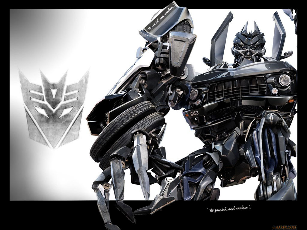 Movies Wallpaper: Transformers - Barricade