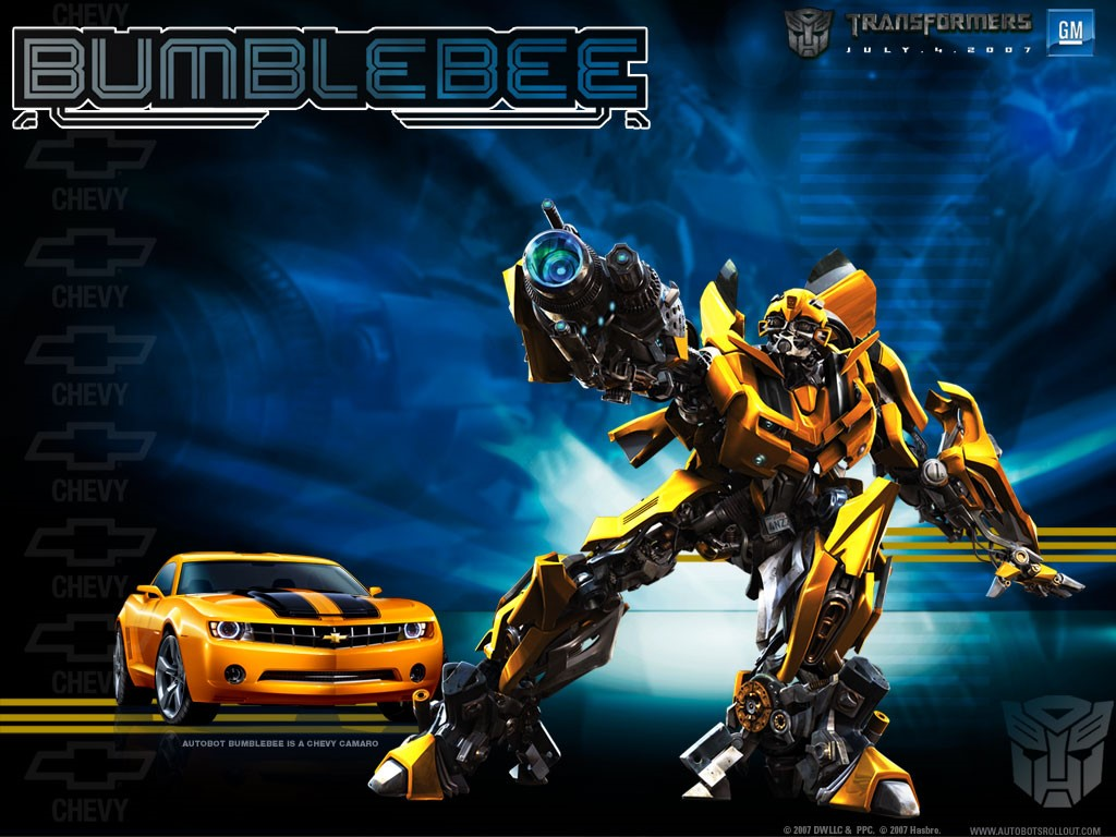 Movies Wallpaper: Transformers - Bumblebee